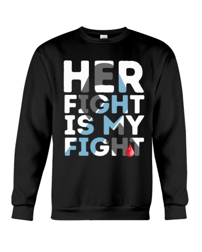 Diabetes her fight is my fight