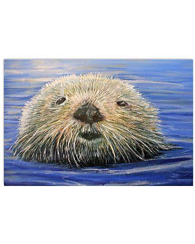 Sea Otter Art