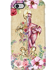 Massage Therapist Flowers Muscle Phone Case i-phone-7-case