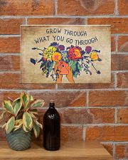 Social Worker Grow Through What You Go Through 17x11 Poster poster-landscape-17x11-lifestyle-23