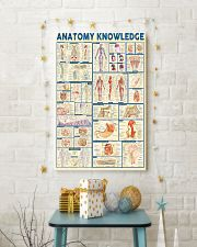 Paramedic Anatomy Knowledge 11x17 Poster lifestyle-holiday-poster-3