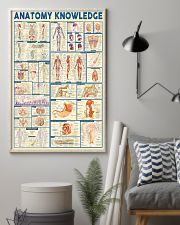 Paramedic Anatomy Knowledge 11x17 Poster lifestyle-poster-1