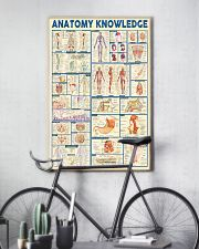 Paramedic Anatomy Knowledge 11x17 Poster lifestyle-poster-7