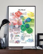 Phlebotomist - The Blood 11x17 Poster lifestyle-poster-2