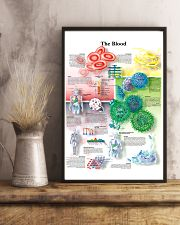 Phlebotomist - The Blood 11x17 Poster lifestyle-poster-3