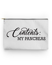 Contents: My Pancreas Diabetes Funny Accessory Pouch - Standard front