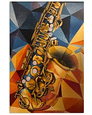 Saxophone Art 11x17 Poster front