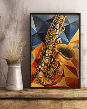 Saxophone Art 11x17 Poster lifestyle-poster-3