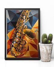 Saxophone Art 11x17 Poster lifestyle-poster-8