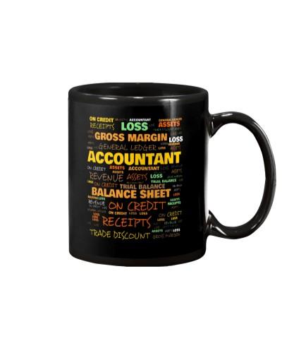 Accountant - Loss Gross Margin Balance Sheet