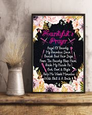 Hairstylist's Prayer 11x17 Poster lifestyle-poster-3