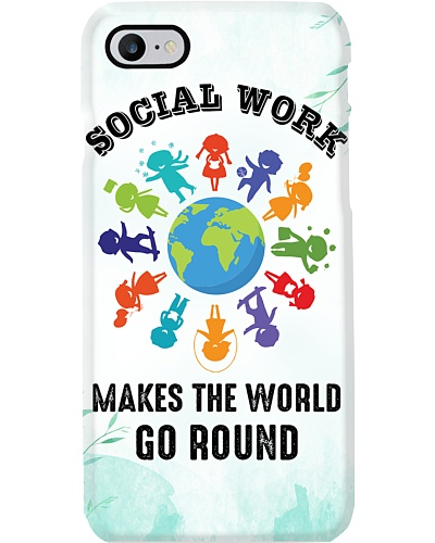 Social Work makes the world go round