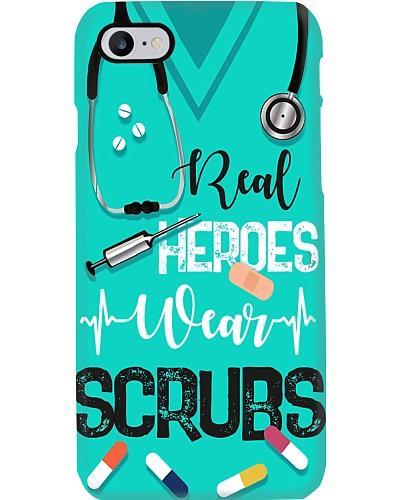 Medical Assistant Real Heroes Wear Scrubs