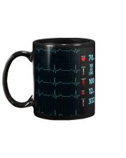 Cardiologist ECG Screen Mug back