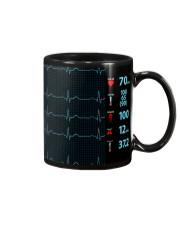 Cardiologist ECG Screen Mug front