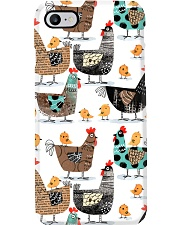 Farmer Chicken Farm Phone Case i-phone-7-case