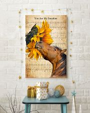 Horse Girl - You Are My Sunshine 11x17 Poster lifestyle-holiday-poster-3