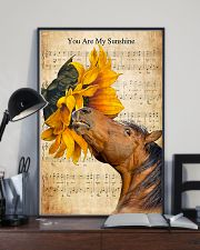 Horse Girl - You Are My Sunshine 11x17 Poster lifestyle-poster-2