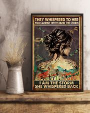 Yogi I Am The Storm 11x17 Poster lifestyle-poster-3