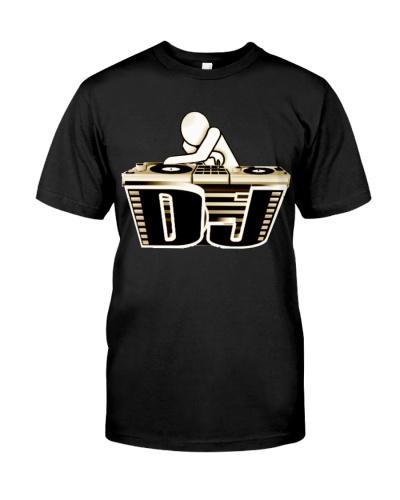 DJ in progress