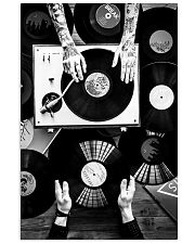 DJ Record 11x17 Poster front