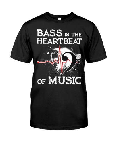 Bass Guitar Is The Heartbeat