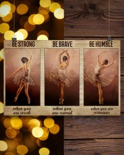 Ballet Dancer Be Humble When You Are Victorious  17x11 Poster aos-poster-landscape-17x11-lifestyle-29