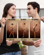 Ballet Dancer Be Humble When You Are Victorious  17x11 Poster poster-landscape-17x11-lifestyle-20