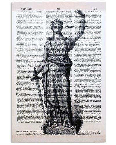 Paralegal Lady Justice Statue