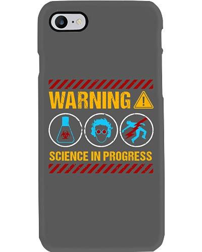 Scientist warning science in progress