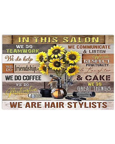 We Are Hairstylists Hairdresser