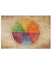 Social Worker Emotions Wheel 17x11 Poster front