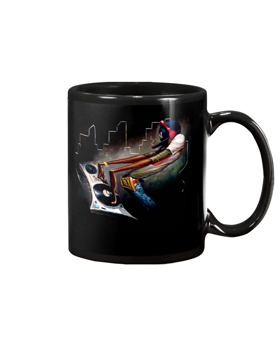 DJ Man Art Mug
