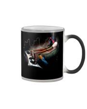 DJ Man Art Color Changing Mug thumbnail