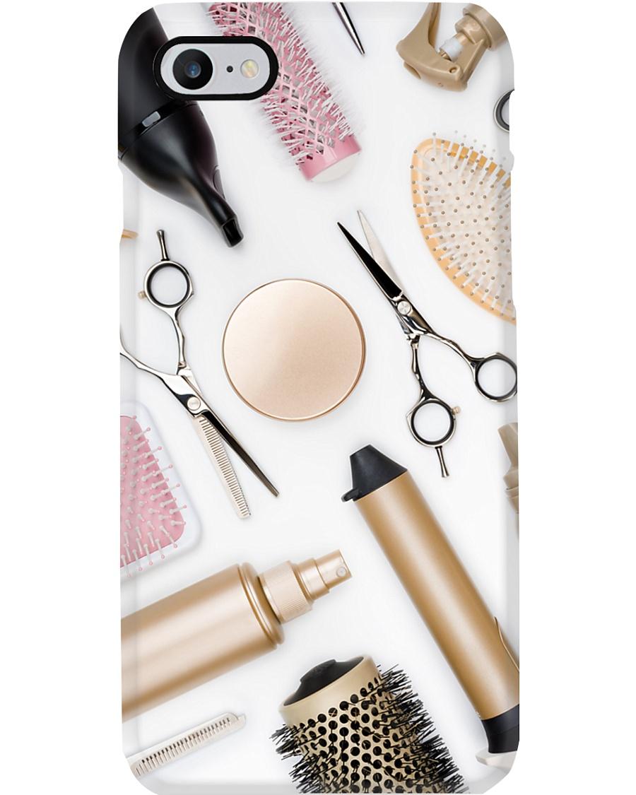 Beautiful Tools Hairdresser  Phone Case