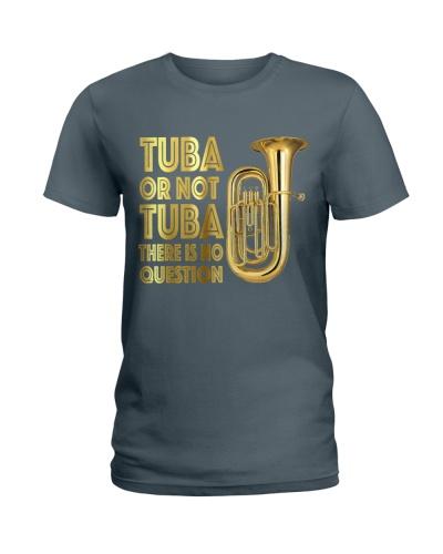 Tubist Tuba or Not Tuba No Question