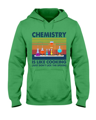 Chemist Chemistry Is Like Cooking