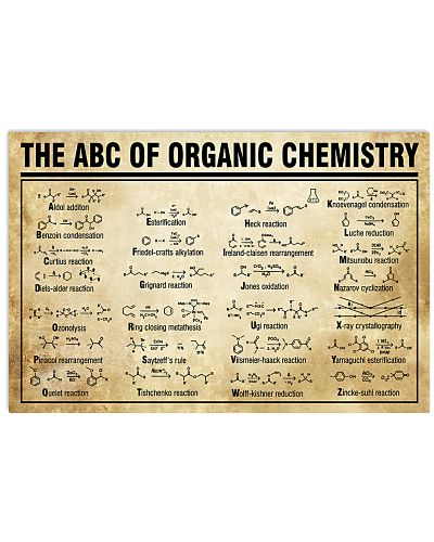 Chemist The ABC of organic Chemistry