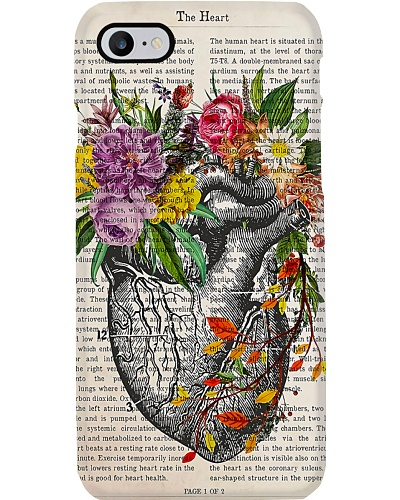 Anatomy Flower Heart Cardiologist