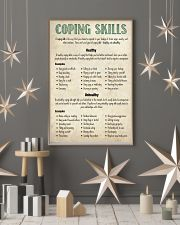 Social Worker Coping Skills 11x17 Poster lifestyle-holiday-poster-1