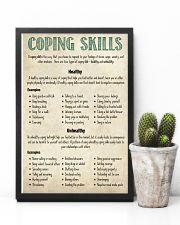 Social Worker Coping Skills 11x17 Poster lifestyle-poster-8