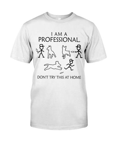 Veterinarian I am a professional