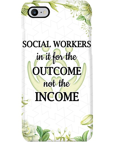 Social Worker in it for the outcome