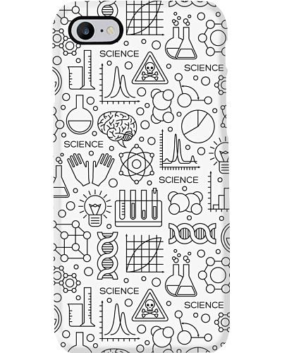 Scientist Vector Phone case