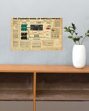 Science The Standard Model Of Particle Physics 17x11 Poster poster-landscape-17x11-lifestyle-24