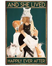Veterinarian And She Lived Happily Ever After 11x17 Poster front