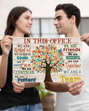Occupational Therapist We Are A Team 17x11 Poster poster-landscape-17x11-lifestyle-20