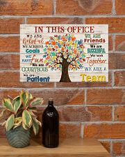 Occupational Therapist We Are A Team 17x11 Poster poster-landscape-17x11-lifestyle-23