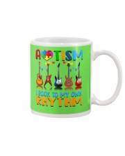 Autism Awareness I rock my own rhythm Mug thumbnail