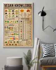 Vegan Knowledge 11x17 Poster lifestyle-poster-1